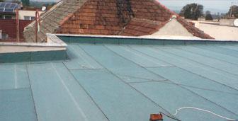 Hydroizolační folie na balkon